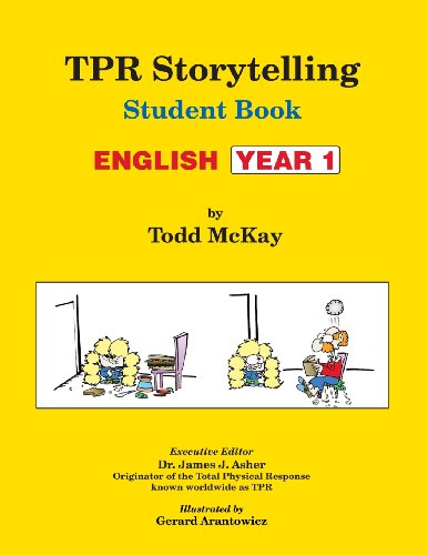 TPR Storytelling Student Book: English Year 1