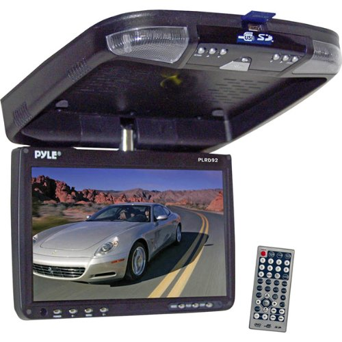 Pyle PLRD92 Car Player Roof mountable