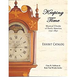 Keeping Time: Musical Clocks of Early America 1730 - 1830