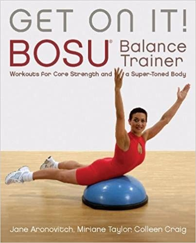 Get on it Bosu Buch bei amazon kaufen
