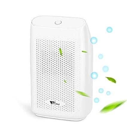 Amazon.com - amzdeal Dehumidifier Small Dehumidifier for Bedroom ...