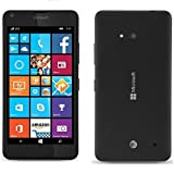 Microsoft Nokia Lumia 640 Unlocked any Gsm 4G LTE 8MP Camera Smartphone - Black