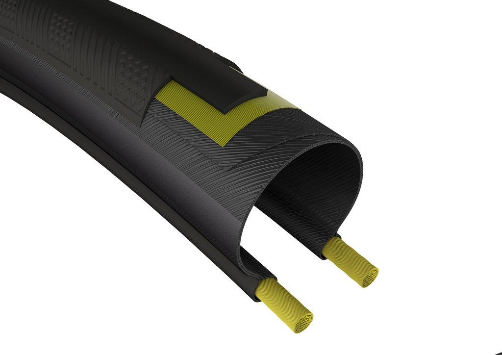 MAVIC(マヴィック) タイヤ ロード 後輪用 CXR アルチメイト パワーリンク クリンチャー 700×23C ブラック L37805100 B016XCUL7K