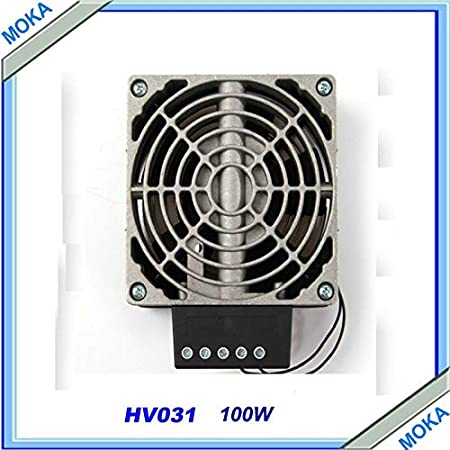 HATCHMATIC Free Shipping Quality Product Industrial Electric Cabinet Heater 100w Space-Saving Heater Without Fan