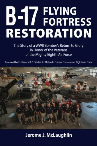 Used, B-17 Flying Fortress Restoration for sale  Delivered anywhere in USA
