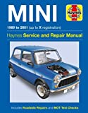 Mini (69-01) (Haynes Service and Repair Manual)