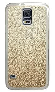 Samsung Galaxy S5 Traces The Background PC Custom Samsung Galaxy S5 Case Cover Transparent