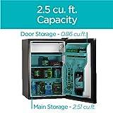 BLACK+DECKER BCRK25B Compact Refrigerator Energy