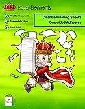 """Royal Elements Laminating Sheets 9"""" x 12"""" - 20 Sheets"""