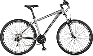 Trail X 27.5 inch Alloy V-Brake Frame 21SPD 17 Bicycle [03 8803 BK]