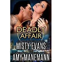 Deadly Affair SCVC Taskforce World Novella Romantic Suspense Series Book 5