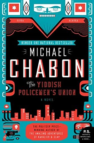 book cover of The Yiddish Policemen\'s Union