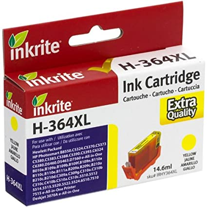 Inkrite CB325EE - Cartucho de tinta equivalente a HP 364XL ...