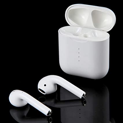 8bb20c6890d Image Unavailable. Image not available for. Colour: mDIycbd Headsets-i10 TWS  Mini Wireless Bluetooth 5.0 Touch Earphone Earbuds with Charging ...