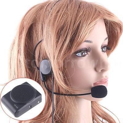 FidgetFidget Loudspeaker Mini 8 Multi Voice Changer Microphone Megaphone For Teach Guide I7M1