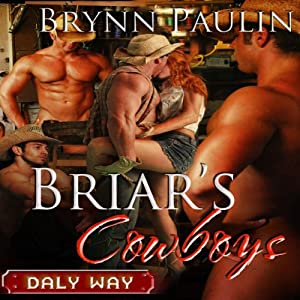 Briar's Cowboys Audiobook
