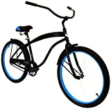 Cheap Verso by Kettler 26″ Vegas Cruiser 1-Speed Bicycle: Men's Bike, Blue/Black