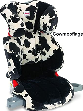 Amazon.com : Britax Parkway Booster Car Seat, Cowmooflage : Child ...