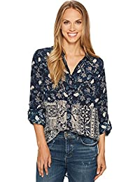 Womens Evelyn Blouse