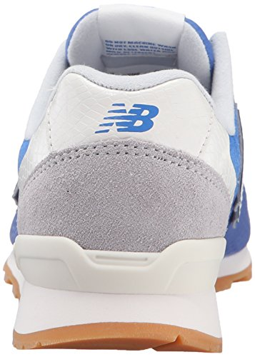 New Balance Women's 696 Hybrid Pack Lifestyle Sneaker Blue/Grey