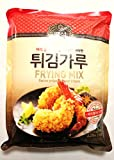 CJ Beksul Korean Shrimp Tempura Frying Mix, 2.2 lbs (1kg)