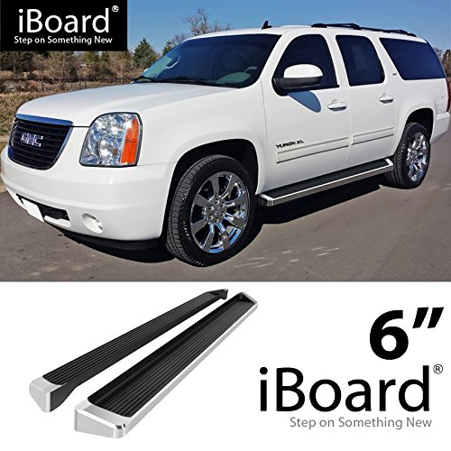 - Off Roader 2003-2013 Chevy Avalanche Crew Cab & 2005-2018 Chevy Suburban/GMC Yukon XL (Nerf Bar | Side Steps) 6