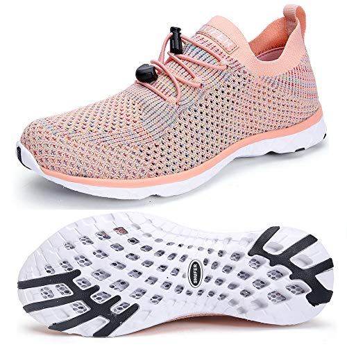 Nike Roshe Damen LightGrau Moccasin Running Schuhe amazon