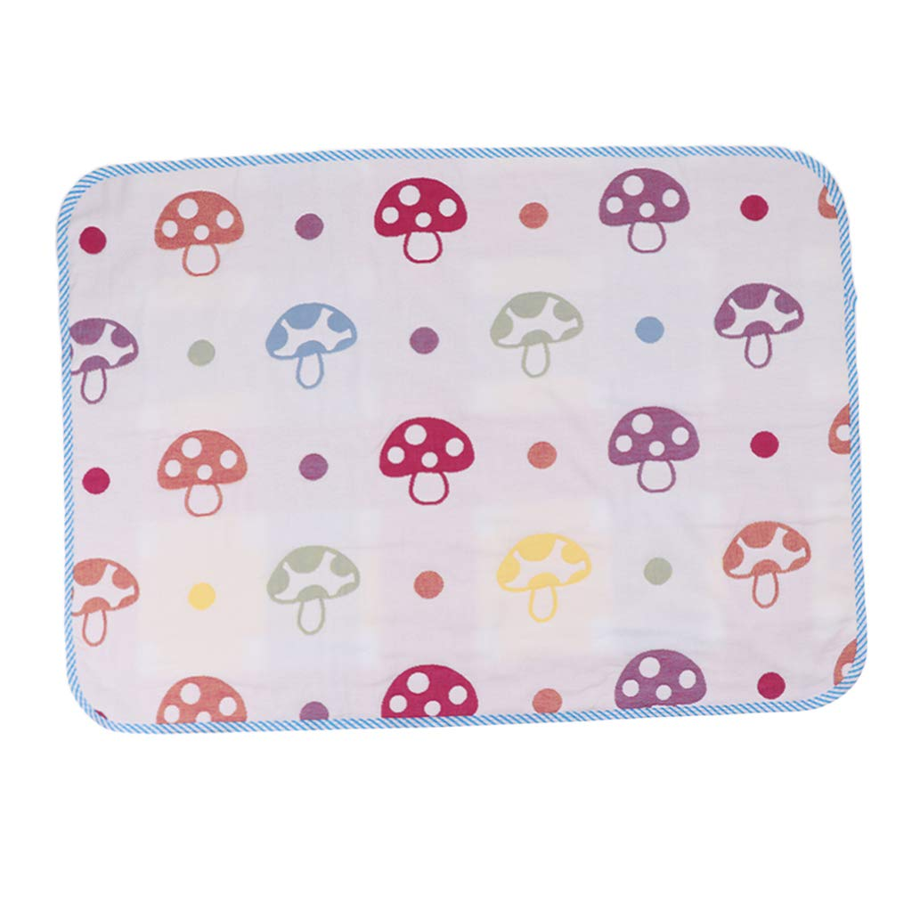 MagiDeal Diaper Change Pad Waterproof Absorbent Diaper Reusable Changing Cover for Baby - Star, 30x45cm non-brand