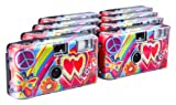 TopShot Love Einwegkamera (27 Fotos, Blitz, 8-er Pack) cult