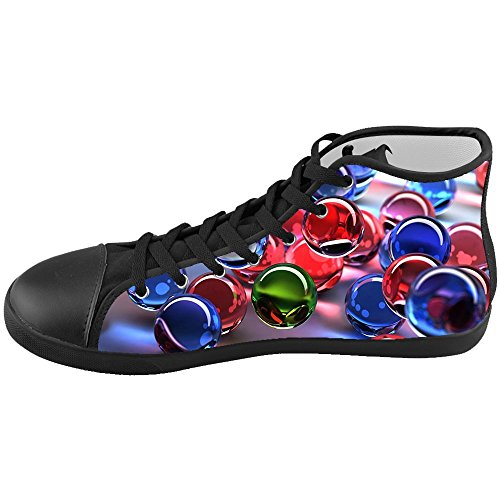 Custom Stampa stereoscopica Scarpe Scarpe Scarpe Le Le Le Canvas 3D Shoes Kids rrqx1Udw