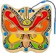 Hape - Color Flutter Butterfly Magnetic Wooden Maze Puzzle