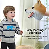 Tecesy Shiba Inu Hand Puppet Toys, Dogs Puppets