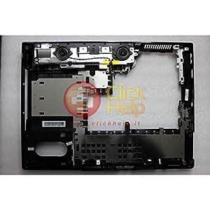 ASUS 13GNMU1AP012-1 refacción para notebook - Componente para ordenador portátil (Bottom case, ASUS, F3E, F3L (X53L), Negro)