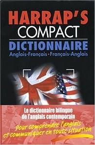 Harrap's Compact : Anglais/français, français/anglais par Isabelle Elkaim