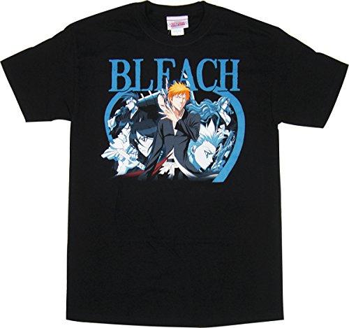 Bleach Blue Group T-Shirt