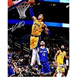 fb341fad5f0 KYLE KUZMA Lakers Autographed  Dunk Vs. Magic  8