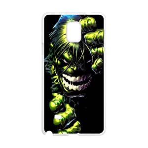 Unique hulk green giant Cell Phone Case for Samsung Galaxy Note4