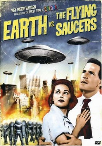 Earth vs. the Flying Saucers (Color Special Edition) by MARLOWE,HUGH