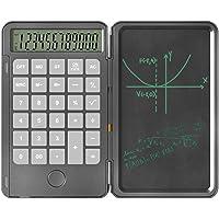 Opvouwbare rekenmachine met LCD-schrijftablet 12-cijferig display met styluspen LCD-schrijftablet voor…