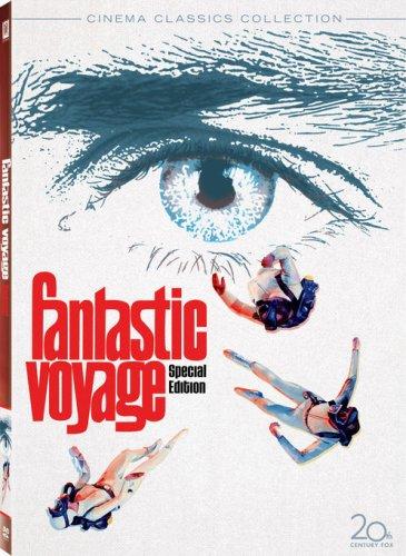 Fantastic Voyage Special Stephen Boyd
