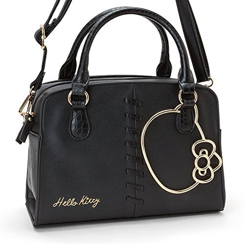 【Hello Kitty】 Metal ring bags (for adult ladies) Boston bag 253804