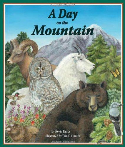 A Day on the Mountain [Kevin Kurtz] (Tapa Dura)