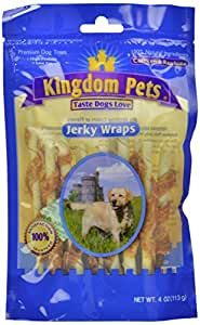 Amazon.com : Kingdom Pets Premium Dog Treats, Chicken And