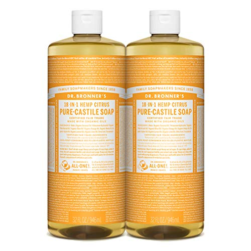 Dr Bronners Pure Castile Liquid Value product image