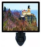 Lighthouse Night Light - Split Rock Lighthouse - LED NIGHT LIGHT