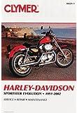 amazon com clymer repair manuals for harley davidson sportster 883 rh amazon com Harley-Davidson Sportster 883 Custom 1996 Sportster 883 Purple