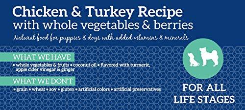 Health Extension Grain Free Chicken & Turkey Recipe, 23.5-Pounds 3