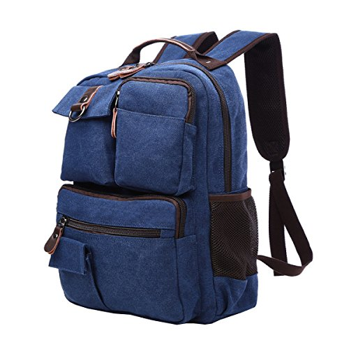 Leisure purpose Men's Backpack Travel Business Bag Blue2 Multi Laidaye Shoulder BgIPYwq