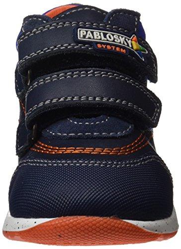 Garçon 018232 de Bleu 018232 Pablosky Fitness Azul Chaussures BxqFfWUwS
