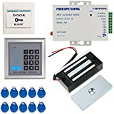 UHPPOTE Full Complete 125KHz EM-ID Card 1 Door Security Access Control Entry System
